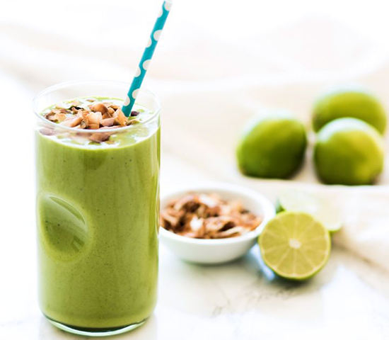 Key Lime Pie Smoothie