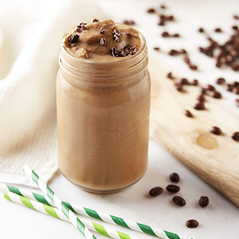 Cacao Coffee Shake
