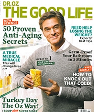 Dr. Oz - the Good Life