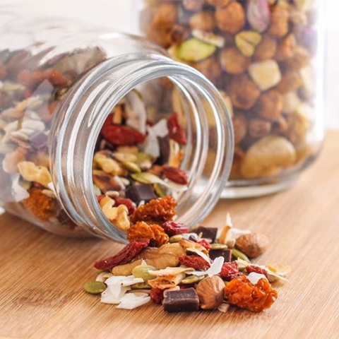 Health Nut Trail Mix