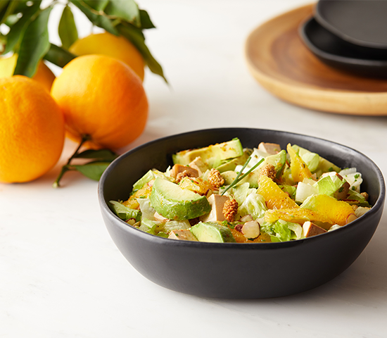 Citrus-Almond Salad