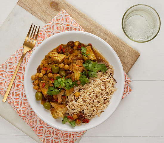 Jackfruit Tagine