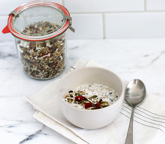Superseed Superfood Muesli