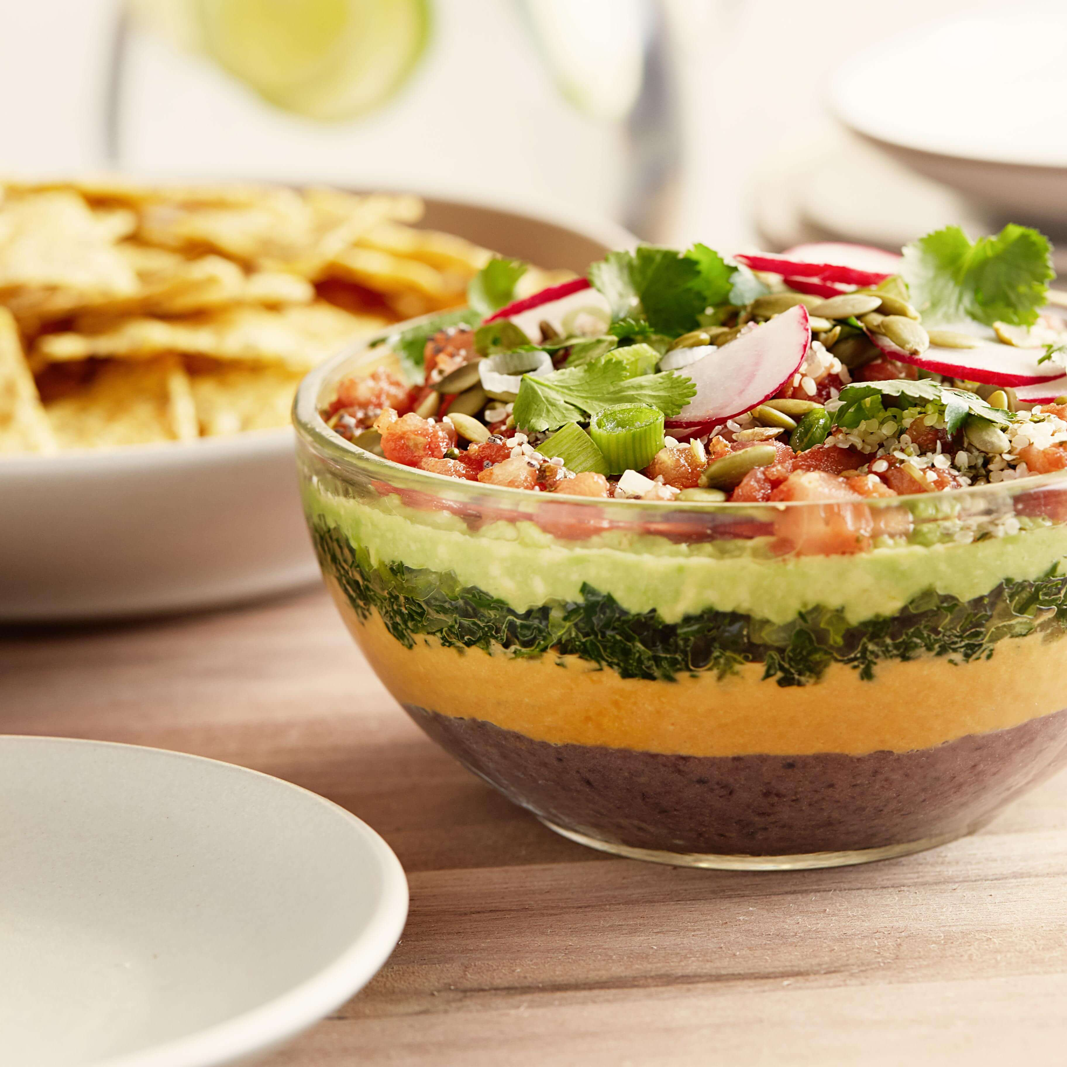 Seven Layer Superfood Dip